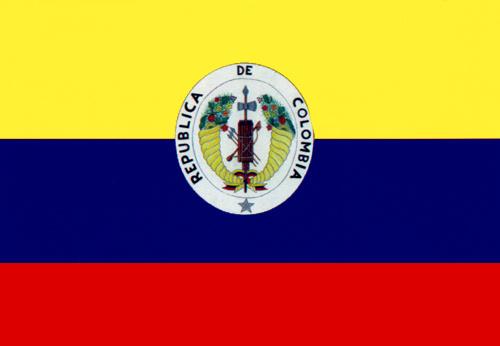 Colombia for Banderas decorativas para el jardin
